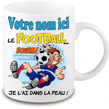 Mug Football