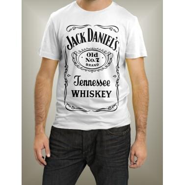 Tee shirt homme jack daniel's