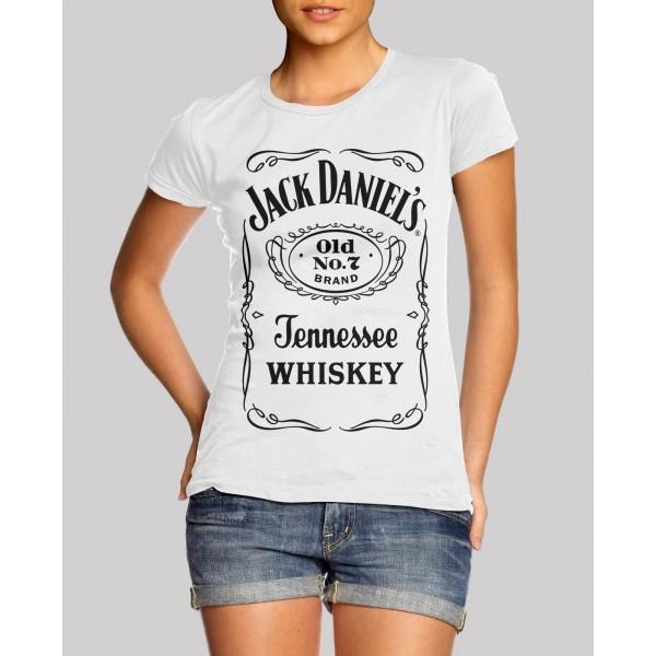 Tee shirt jack daniel's