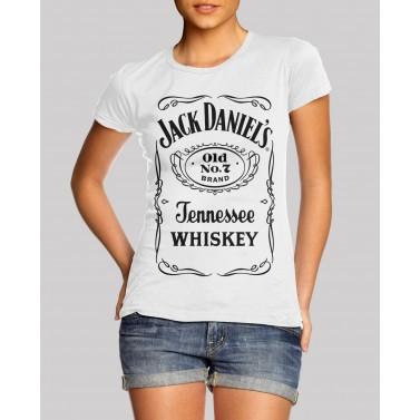 Tee shirt femme Jack daniel's