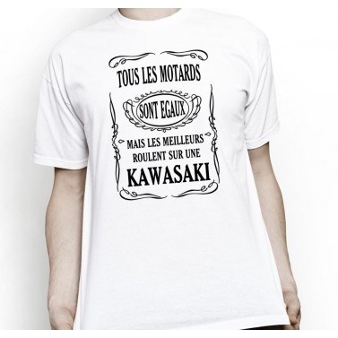 "Tee Shirt homme ""Motards"""
