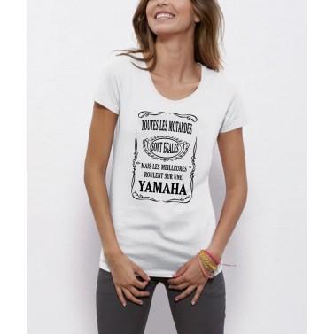 "Tee Shirt ""Motardes"""