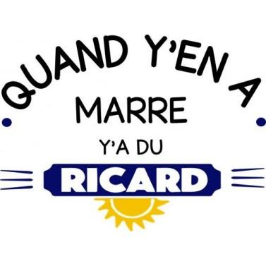 "Tee Shirt ""Ricard"""