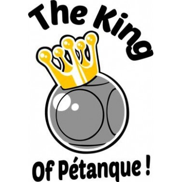 """Tee Shirt """"Pétanque"""""""