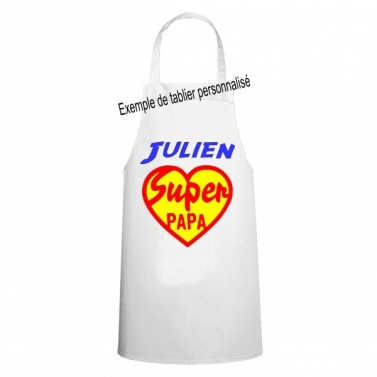 Tablier Super papa
