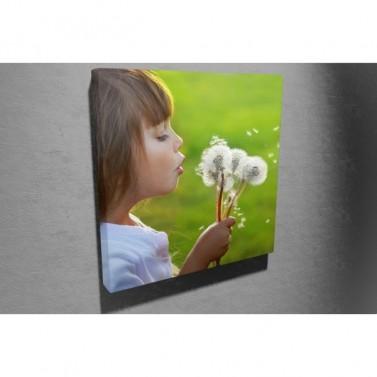 Photo sur toile 40 x 40cm