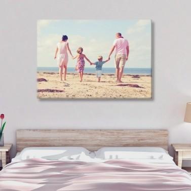 Photo sur toile 60 x 80cm paysage