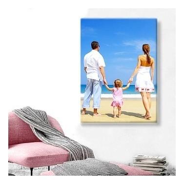 Photo sur toile 50 x 70 cm portrait