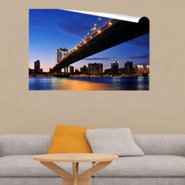 Photo sur poster 60 X 80 cm paysage
