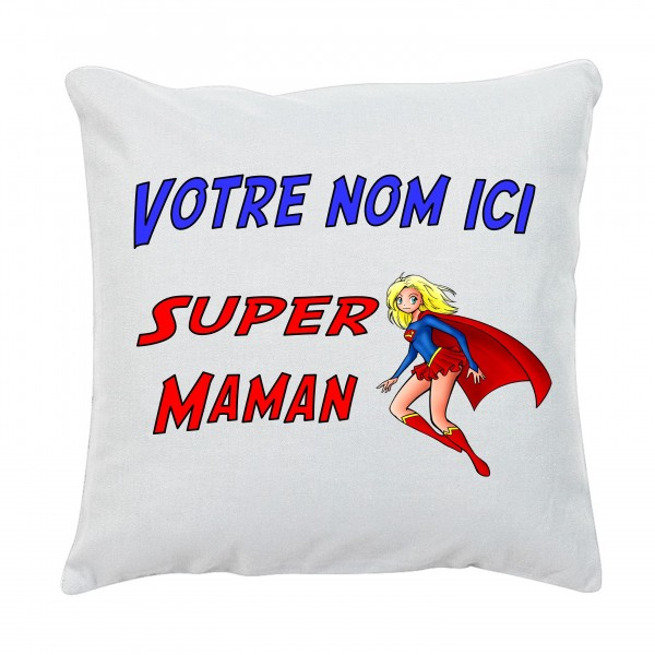 Coussin Super Maman