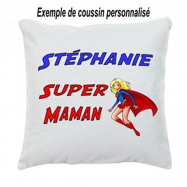Coussin Super Maman