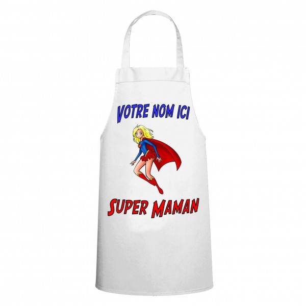 Tablier Super Maman