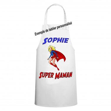 Tablier Super Maman