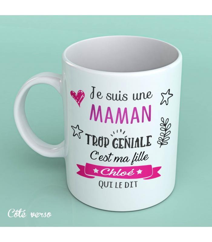 Fabuleux Cadeaux personnalisés pour les mamans - KDO MAGIC NE66