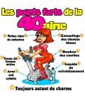 Bavoir Anniversaire 40 ans femme