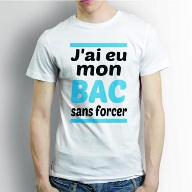 Tee Shirt diplôme BAC