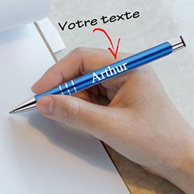 stylo bille personnalisé